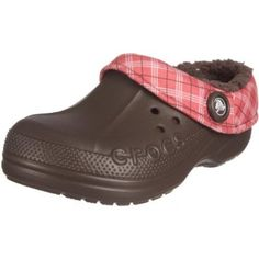 3cd17116a3baa crocs Toddler Little Kid Blitzen Winter Plaid Clog  15.00 -  29.95 Croslite  Manmade sole Available in whole sizes and medium width only