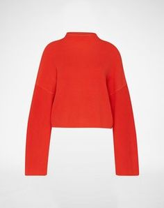 Cropped Pullover 'Bellini'