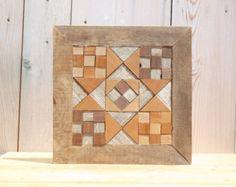 barn quilt block salvaged wood barn quilt checkered quilt