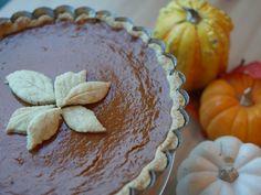 Pumpkin Pie パンプキンパイ