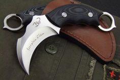 Beautiful short blade karambit