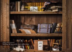 WalleysMark present: Stirling & Lerwick case Harris Tweed collection 2013