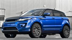 RS250 #RangeRover Evoque 2.2 SD4 5DR by Kahn Design