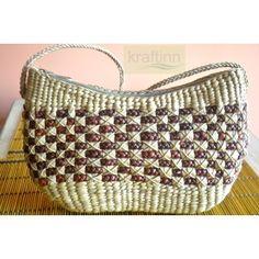 Brown Handbag from KraftInn, $19.00