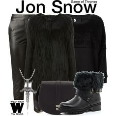 """""""Game of Thrones"""" by wearwhatyouwatch on Polyvore"""