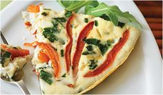 "Healthy ""Clean Eating"" Frittata"