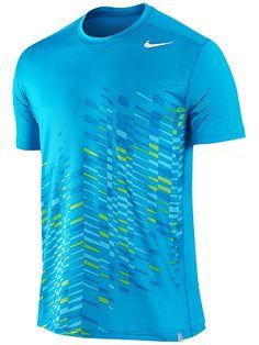 Nike Men's Spring Advantage Print Crew