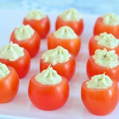 You searched for hapjes - Pagina 6 van 25 - Laura's Bakery Birthday Snacks, Snacks Für Party, Tapas, Appetizer Recipes, Snack Recipes, Cooking Recipes, Bruchetta Recipe, Good Food, Yummy Food