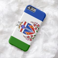 Flag of Yukon Barely There iPhone 6 Case