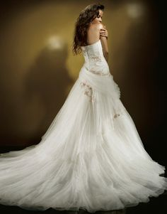 #Wedding Dresses #wedding #love Can you guess the price of this wedding dress?