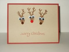 10 awesome DIY christmas cards | Mommygyan | Parenting blog in India