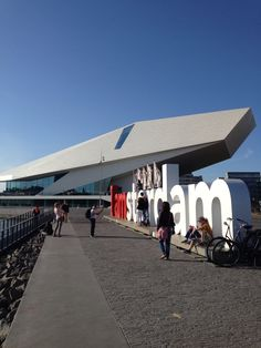 EYE - Film Instituut Nederland in Amsterdam, Noord-Holland