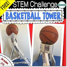 Awesome STEM engineering project with basic household materials! Kids can practice a whole lot of essential science skills (measurement, creating a hypothesis, conducting an experiment, using science tools, thinking like a scientist, and more) in a short amount of time.