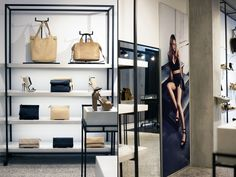 Tony Bianco store by Prospace Design Studios, Melbourne – Australia » Retail Design Blog