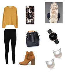 """""""Be yourself"""" by miazinhaa on Polyvore featuring MANGO, Boohoo, Steve Madden, N°21, Topshop and Casetify"""