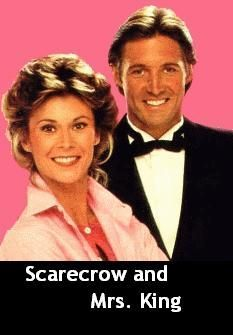 Scarecrow and Mrs King