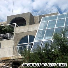 """Soleri's concept is called """"Arcology,"""" meaning the interaction between architecture and ecology, an alternative to urban sprawl. Apartments and offices in Arcosanti. """"Frugality"""" is the building mantra here."""