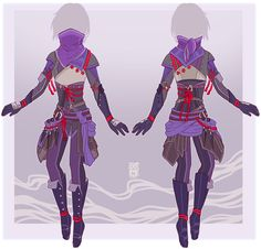 :Comm: outfit for Ryuu-Atrineas by MMtheMayo.deviantart.com on @DeviantArt
