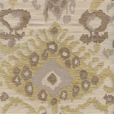 Belize Sand 350 Woven Ikat Upholstery Fabric - SW36008 - Fabric By The Yard At Discount Prices