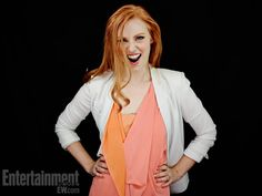 Comic-Con 2013 Portraits: Deborah Ann Woll (True Blood). One of my fave TB characters