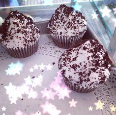 Cupcakes white out. Una especialidad de #MagnoliaBakery #Cupcake #Chocolate