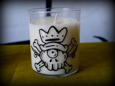 soy wax candles kiio candles, collaboration with massimo pasca
