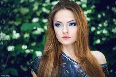 modelka: Alicja Gross wizaż: Marta Jeromin