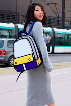 real or not real? jk these bags are real and actually amazing.