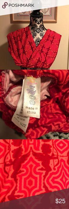 LulaRoe Valentines Leggings OS ❤️LulaRoe Valentines Leggings OS. NWT. Made in China. I ship fast!💕 LuLaRoe Pants Leggings
