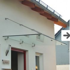 Awning canopy 1.SUS 304 stainless steel,NICKLE>8 2. Finish:satin or ...