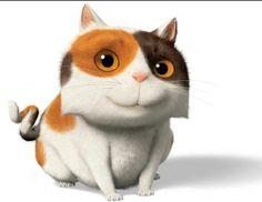 Pig the Cat from Dreamworks Home