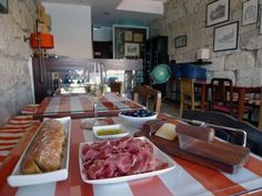 Porto's 10 Stunning Restaurants: Local Eats & Fine Dining - via The Culture Trip Nov. 2014 | In a city where the fish is caught fresh from the sea each morning, and the wine is produced locally, dining out is truly a pleasure. With so many restaurants in Porto (Portugal's namesake city) specialising in fresh fish and seafood, locally farmed meats and regional delicacies, we have updated our guide to Porto's 10 Best Cultural Restaurants to include the very best eateries right now.