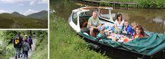 Canal Boats from Beacon Park Boats