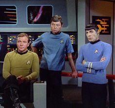 Kirk spock threesomes