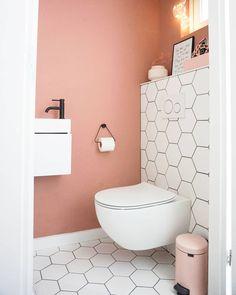 Bathroom Toilets, Bathroom Kids, Modern Bathroom, Bad Inspiration, Bathroom Inspiration, Room Interior Design, Bathroom Interior, Interior Ideas, Bedroom Decor