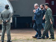 Tudo por Brasília!: Eduardo Cunha é preso em Brasília por decisão de S...