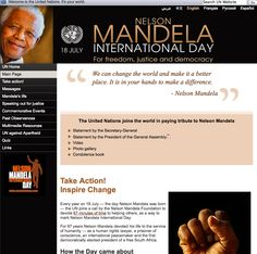 If you ever wanted to help others the Mandela day can be the occasion to start taking action!! You can find more info at www.mandeladay.com #maketheworldabetterplacetolive #takeaction #time2serve #mandeladay #67minutes #humanity