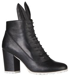 BUNNY VIC BLACK | MINNA PARIKKA Online Shop - May these shoes lead you to new adventures