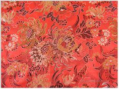 Chinese Silk Brocade fabric