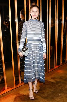 Olivia Palermo - Valentino New York Soiree, New York - May 23 2017