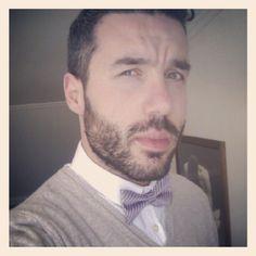 Stripes Bow Tie :)