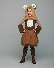 Star Wars- Ewok Girls | Pinterest | Ewok costume  sc 1 st  Pinterest & Ma version du ewok costume!!! :) | Star Wars- Ewok Girls | Pinterest ...