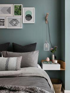 amamos esse quarto - as cores, o estilo