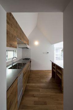 Housecut - Picture gallery #architecture #interiordesign #kitchen