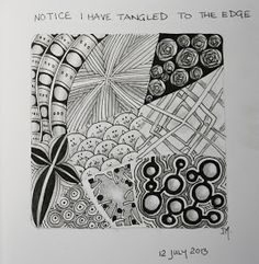 One Tangle : Day Three