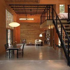 loft house design more interior design loft living dream house living ...
