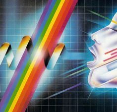chromeandlightning: Illustration by Anna Davidian (1984)