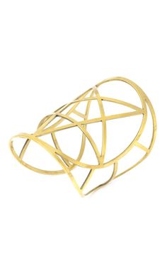 Mini pentagram cuff from Pamela Love