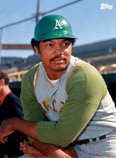 Reggie Jackson, Oakland Athletics