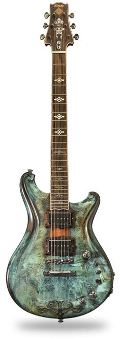 Oh...now...that's too pretty....I could almost take up electric playing something so pretty as this.  :)